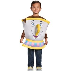 Beauty And The Beast Chip Kids Halloween Costume